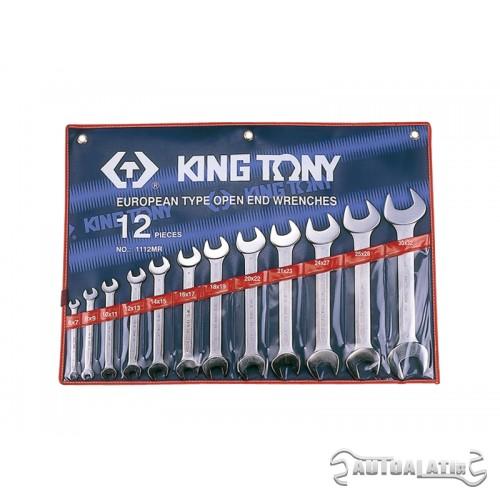 Vilasto-vilasti set ključeva od 12 komada 6-32mm 1112MR