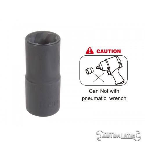 Gedora za oblajzle-proklizale šrafove 1/2'' 17mm-19mm 9TD403