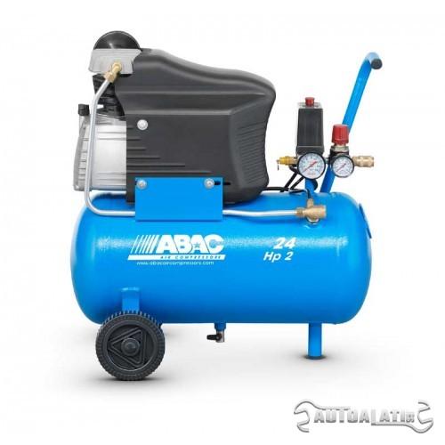 Klipni kompresor za vazduh ABAC POLE POSITION L20 - 1,5 kW