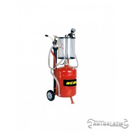 Mašina za izvlačanje ulja iz motora 24L