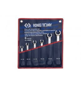 Set prosečenih ključeva za kočnice od 6 komada 8-22mm 1306MR