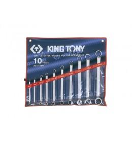 Set okasto-okastih ključeva od 10 komada 6-32mm 1710MR