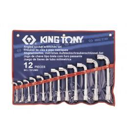 Set lulastih ključeva od 12 komada 6 uglova 1912MR
