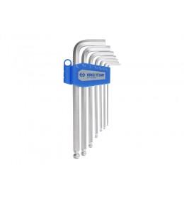 Produženi L imbus ključ set od 7 komada. colovni 20107SR