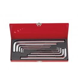 Produženi L imbus ključ set od 10 komada 3-17mm 20210MR