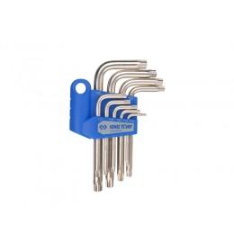 Set L torx ključeva od 9 komada T10-T50 20309PR