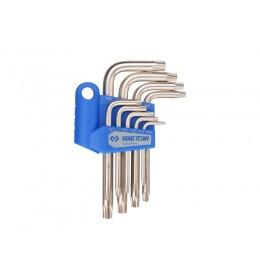 Set L torx ključeva sa rupom od 9 komada 20409PR