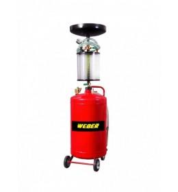 Mašina za izvlačanje ulja iz motora 80L