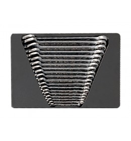 Set okasto-vilastih ključeva od 19 komada 6-24mm 9-1219MR01