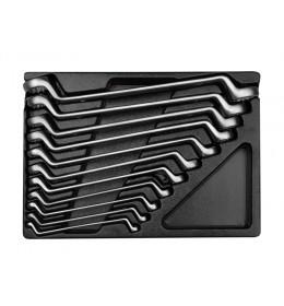 Set okastih ključeva od 11 komada 6-32mm 9-1711MR