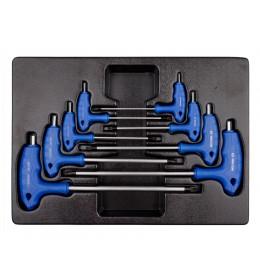 Set L imbus ključeva sa kuglom od 8 komada 2-10mm 9-22108MR